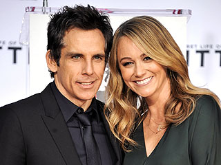 Ben Stiller: Falling for Wife Christine Taylor 'Hit Me Out of the Blue'
