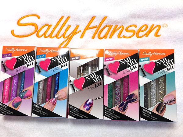 Brittany Talarico Sally Hansen nails