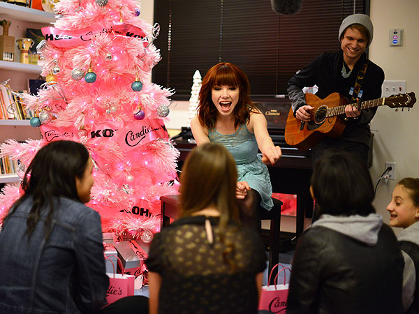 Carly Rae Jepsen Candie's