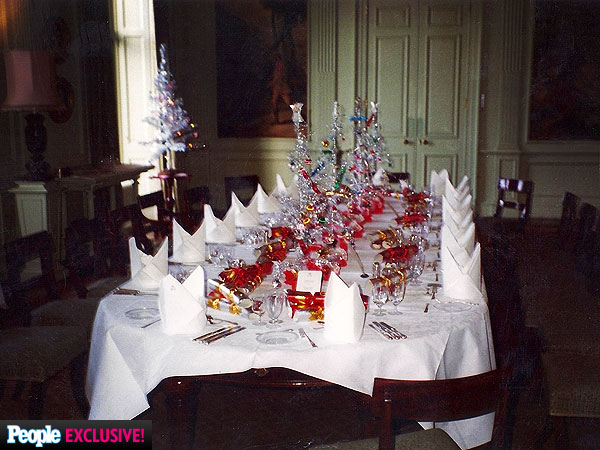 Royal Family Christmas At Sandringham Recalled By Diana S