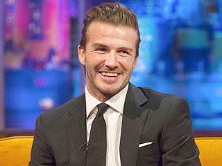 David Beckham to Receive First-Ever Legend Award from Nickelodeon