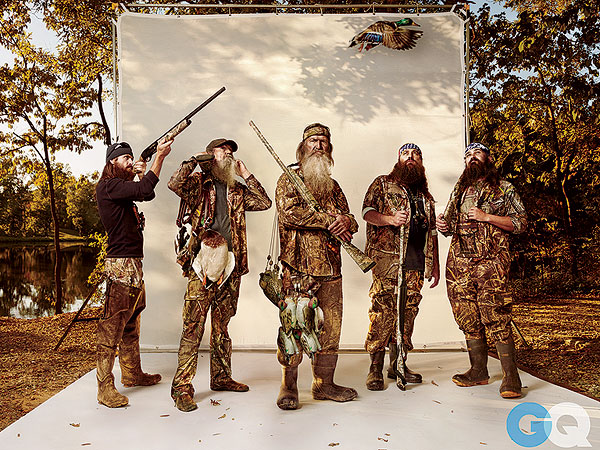 Duck Dynasty: Phil Robertson Suspended from Filming