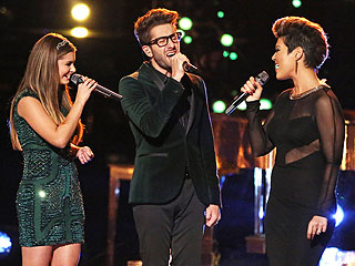 The Voice: Three Finalists Do Fierce Battle in the Show's Finale