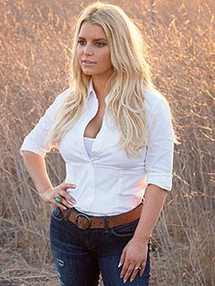 How Jessica Simpson Lost Weight from Baby No. 2