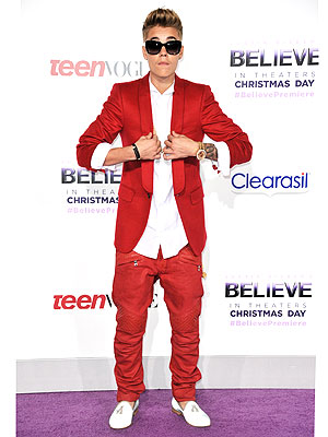 Justin Bieber outfit