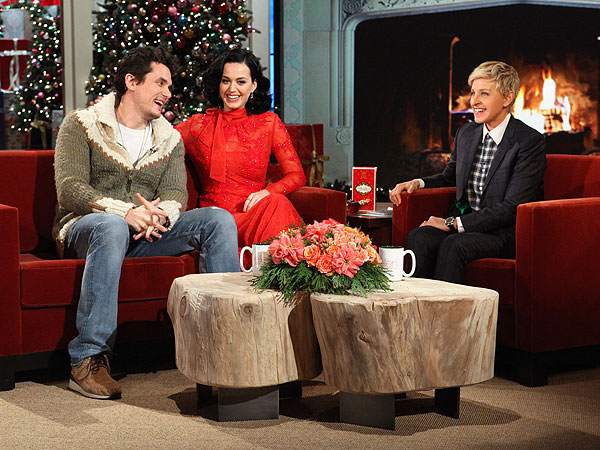 Katy Perry: Why John Mayer and I Often Don't Speak at Home