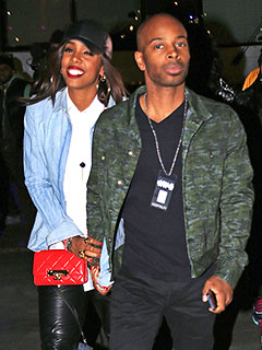 Kelly Rowland Gets Engaged … on Skype!