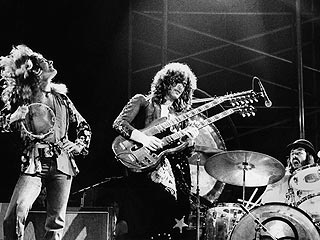 Led Zeppelin Being Sued for Alleged 'Stairway to Heaven' Plagiarism