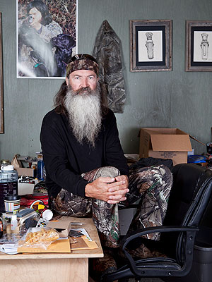 Phil Robertson: 'I Will Not Back Off from My Path' | Phil Robertson