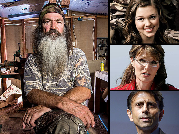Duck Dynasty's Phil Robertson: Gov. Bobby Jindal, Sarah Palin & More Speak Out