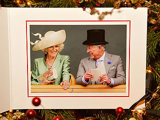 PHOTO: See Prince Charles and Camilla's Holiday Card