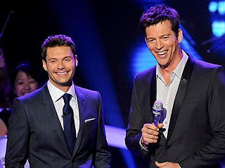 Ryan Seacrest & Harry Connick Jr. Admit Idol Was 'a Little Bit Off'
