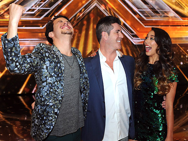 Alex & Sierra: Winning The X Factor Was 'Really, Really Overwhelming'