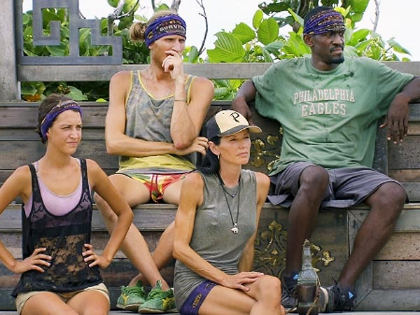 Tyson Apostol Wins  Survivor: Blood vs. Water| Survivor, Jeff Probst, Tyson Apostol