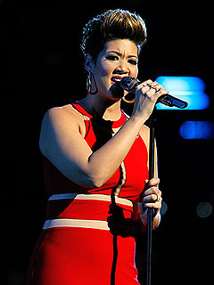 The Voice Crowns Tessanne Chin the Winner of Season 5
