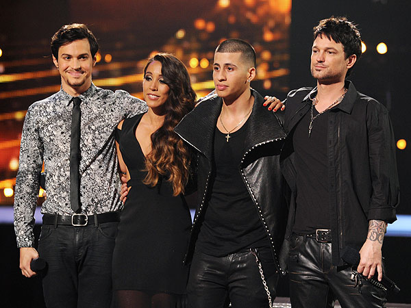 The X Factor's Final Three Battle for the Crown