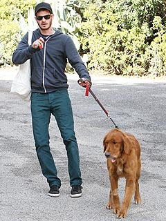 Andrew Garfield & Emma Stone Adopt a Dog Together | Andrew Garfield