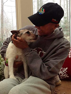 Robin Roberts Reunites with Her Dog 100 Days After Bone Marrow