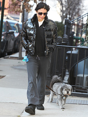 Bethenny Frankel Tweets Dog Cookie is Limping