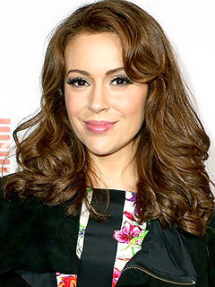 Sad News: Alyssa Milano's Dog Diesel Dies