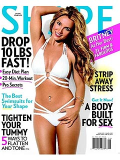 Britney Spears Flaunts Vegas-Ready Bikini Body