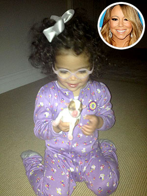 Mariah Carey Needs Help Naming Puppies