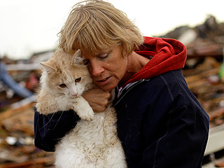 Stories You're Talking About: Best Animal Rescue Photos from the Oklahoma Tornado