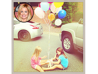 Emily Maynard's Birthday Surprise for Daughter Ricki: a New Puppy! | Emily Maynard
