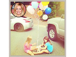 Emily Maynard's Birthday Surprise for Daughter Ricki: a New Puppy! | Emily Maynard