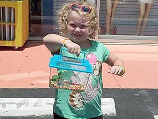 PHOTO: Meet Honey Boo Boo's New Pet