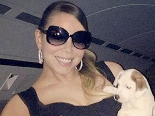 You'll Never Guess What Mariah Carey Named 'Dem Puppies'