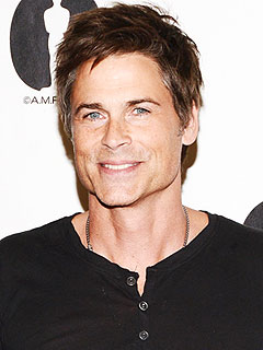 Rob Lowe: Why I Don't Mind Turning 50