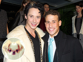 Johnny Weir: My Husband Is Jealous of My Dog | Johnny Weir