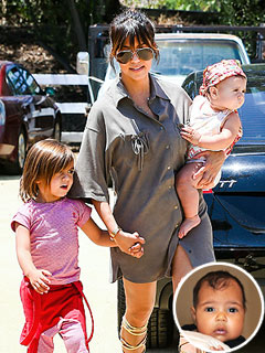 Kourtney Kardashian: Penelope and North Are Already Becoming Besties