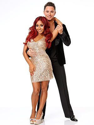 Nicole 'Snooki' Polizzi's Dancing with the Stars Blog: My Body Aches & My Feet Are Blistered