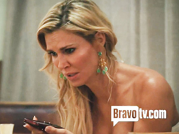 RHOBH's Brandi Glanville Reunites with Her Estranged Dad | Brandi Glanville
