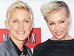 Editor's Take: Rumors Swirl of Splits for Ellen and Portia, Jen and Justin and More | Ellen DeGeneres, Portia de Rossi