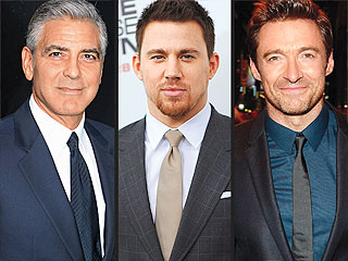 Reporter's Notebook: Behind the Scenes with the Sexiest Men Alive