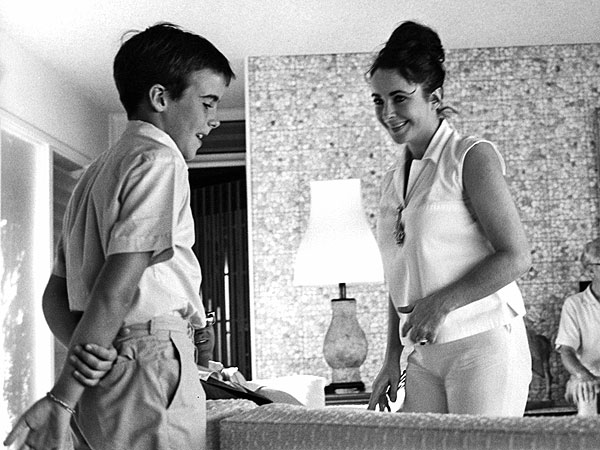 Elizabeth Taylor's Family Shares Never-Before-Seen Photos of Star