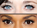 Can You I.D. These Stars by Their Eyes?