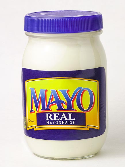 Who considers mayonnaise one of her biggest fears?