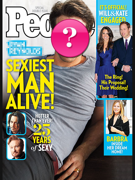 Which Ryan has been named PEOPLE's Sexiest Man Alive?