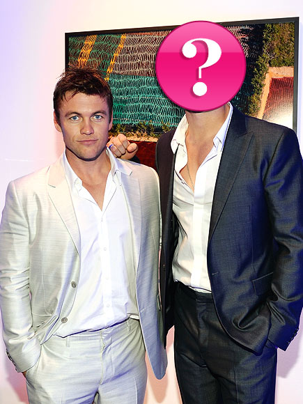 Which action movie star has a handsome older (and shorter) brother?