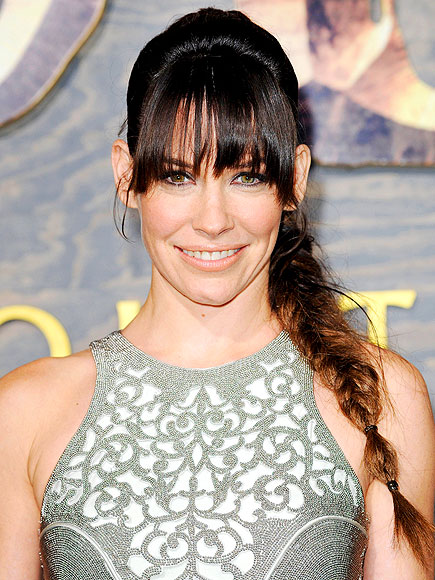EVANGELINE LILLY photo | Evangeline Lilly