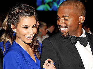 It's Official: Kim and Kanye Are Married