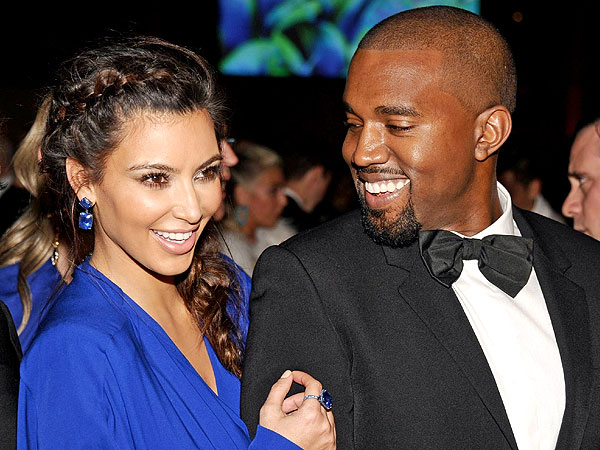 Kanye West and Kim Kardashian's engagement was the grandest gesture of 2013
