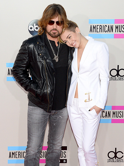 FAMILY MATTERS photo | Billy Ray Cyrus, Miley Cyrus