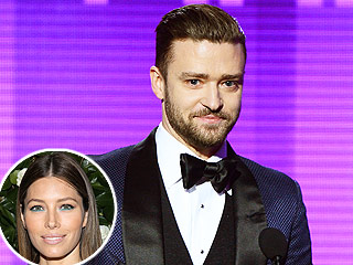 Jessica Biel to Internet After Justin Wins AMAs: 'Calm Down' | Justin Timberlake