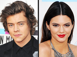 Kendall Jenner: Harry Styles & I Are 'Cool' | Harry Styles, Kendall Jenner
