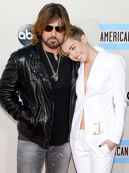 Billy Ray Cyrus Says Miley Is 'Feeling Much, Much Better'